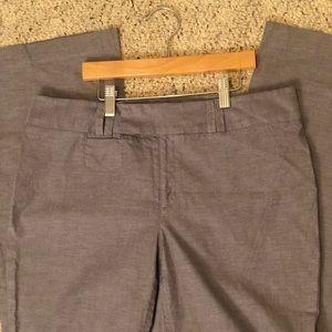 Banana Republic Pants - Banana Republic- chambray Martin fit pants